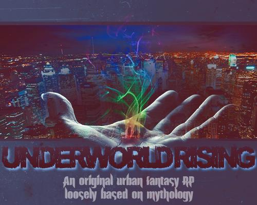 Underworld Rising [jcink] Ad